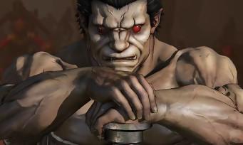 Berserk : du gameplay de Zodd avec une transformation en démon