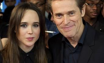 Beyond Two Souls : photos de la soirée avec Ellen Page