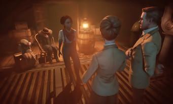 Bioshock Infinite : Tombeau Sous-Marin