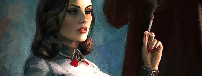 Test Bioshock Infinite Tombeau Sous-Marin 2 sur PS3 et Xbox 360