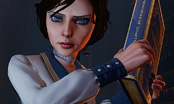 BioShock Infinite : gameplay trailer PS Vita