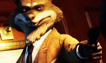 Blacksad Under The Skin : 25 minutes de gameplay animalières