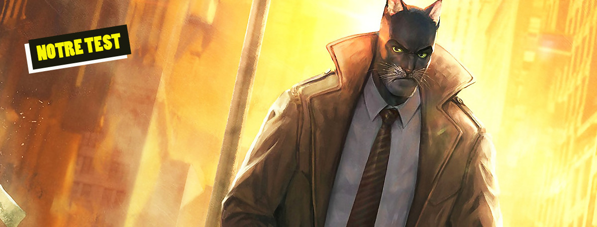 Test Blacksad Under The Skin : le chat vient de perdre une de ses neuf vies
