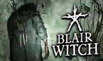Blair Witch : deux minutes de gameplay hyper flippant