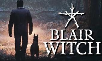 Blair Witch : le jeu confirmé sur Nintendo Switch, la preuve en vidéo