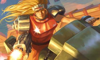 Blazing Chrome : le jeu tient enfin sa date de sortie