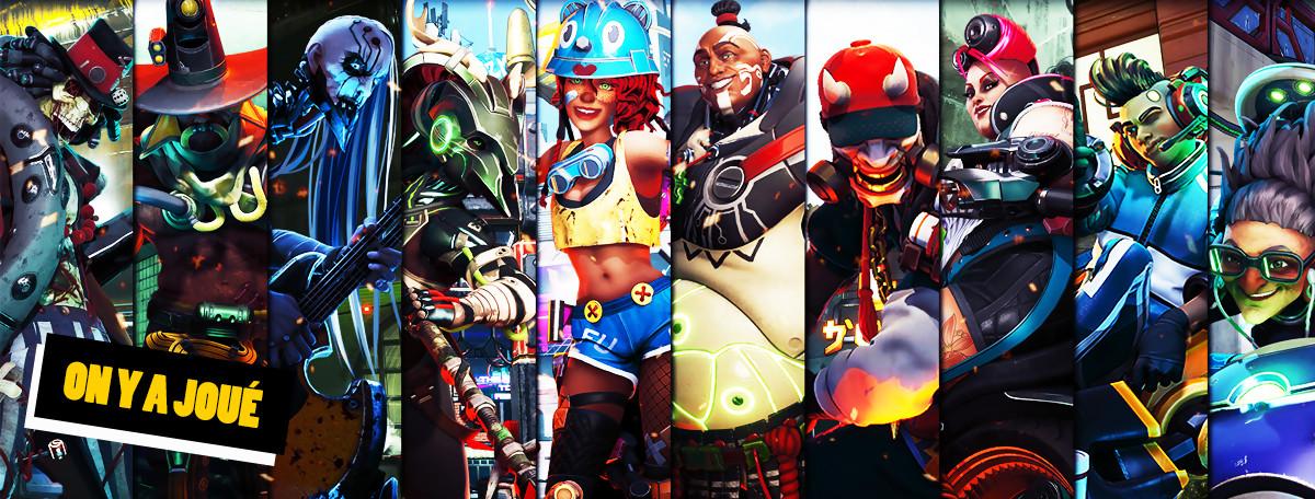 Bleeding Edge : on a joué au jeu délirant de Ninja Theory, nos impressions
