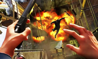 Blood and Truth : un trailer de lancement hollywoodien pour le jeu PS VR