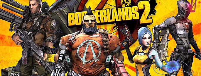 Test Borderlands 2 sur PS Vita