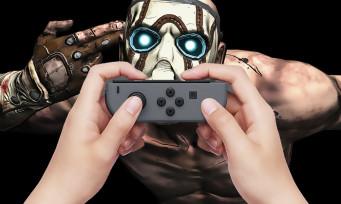 Borderlands 3 : le jeu ne sortira jamais sur Nintendo Switch