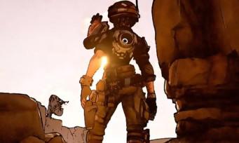 Borderlands 3 : une première vidéo prototype avec l'Unreal Engine 4