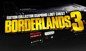 Borderlands 3 : toutes les infos sur l'édition collector et son superbe coffret