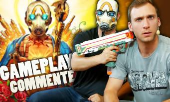 Borderlands 3 : 25 min de gameplay commentées !