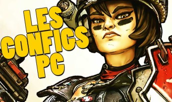 Borderlands 3 : voici les configs PC recommandées
