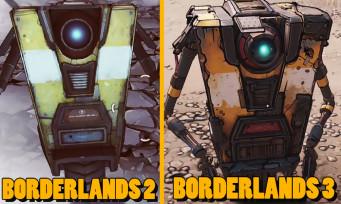 Borderlands 3 : une vidéo compare le jeu à Borderlands 2, vraiment plus beau ?