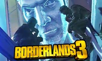 Borderlands 3 : le Beau Jack devait être à nouveau le grand méchant !