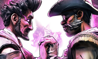 "Borderlands 3 : un stream officiel sur ""Amour, Flingues et Tentacules"""
