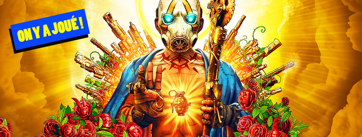 Borderlands 3 : la suite canonique qu'on attendait tous ? Nos impressions