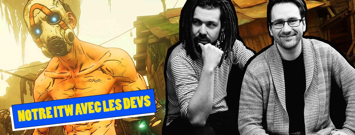 Borderlands 3 : notre interview avec les développeurs de Gearbox