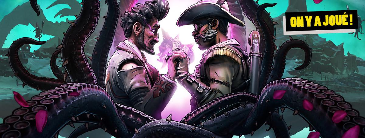 """Borderlands 3 : notre avis sur le DLC """"Flingues, Amour & Tentacules"""""""