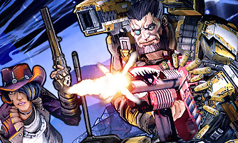 Borderlands The Pre-Sequel : gameplay trailer