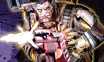 Borderlands The Pre Sequel : gameplay trailer