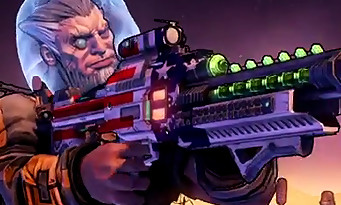 Borderlands The Pre-Sequel : le trailer de la gamescom 2014
