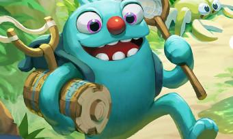 Bugsnax : une vidéo de gameplay pour le State of Play, mais c'est furtif