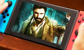 Call of Cthulhu : un trailer et une date de sortie sur Nintendo Switch