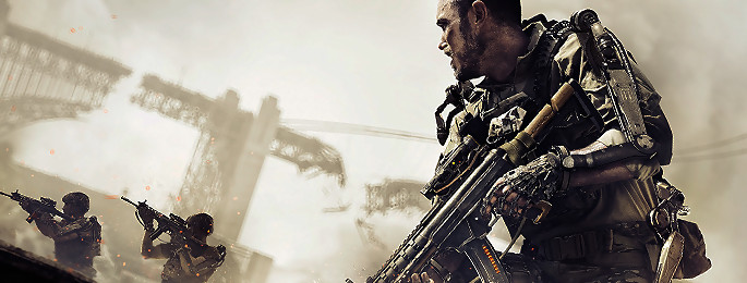 Test Call Of Duty Advanced Warfare Sur Ps4 Et Xbox One