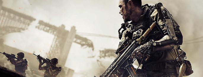 Test Call Of Duty Advanced Warfare Sur PS4 Et Xbox One