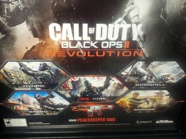 Call Of Duty Black Ops 2 Le DLC Revolution