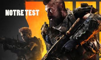 Test Call of Duty Black Ops 4 : pas de solo, toujours au top niveau ?