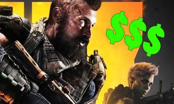 Call of Duty Black Ops 4 : le chiffre d'affaires réalisé sur le week-end est fou