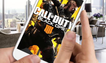 Call of Duty Black Ops 4 :  une application dédiée au jeu est disponible