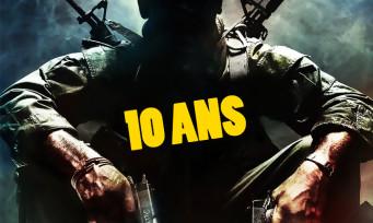 Call of Duty Black Ops : un trailer nostalgique pour fêter les dix ans du jeu