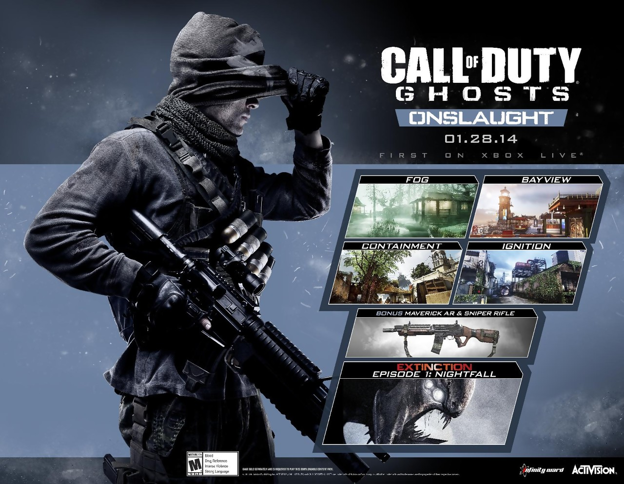 Call Of Duty Ghosts Ps4 Gameplay