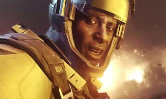 Call of Duty Infinite Warfare : présentation des armes et des véhicules du jeu