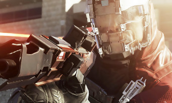 Call of Duty Infinite Warfare : trailer de gameplay de 10 min dans l'espace