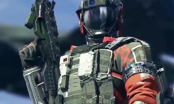 Call of Duty Infinite Warfare : trailer de gameplay