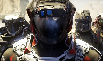Call of Duty Infinite Warfare : un trailer qui présente les armures de combat