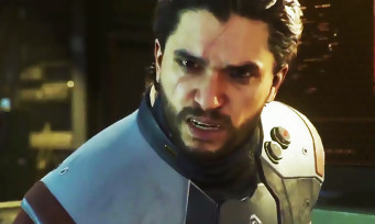 Call of Duty Infinite Warfare : trailer du scénario avec Kit Harington