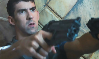 Call of Duty Infinite Warfare : un trailer avec Michael Phelps
