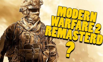 Call of Duty Modern Warfare 2 Remastered : une annonce prochaine ?