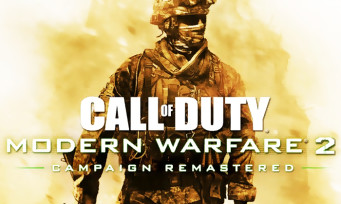 Call of Duty Modern Warfare 2 : le remaster s'officialise enfin, une première im