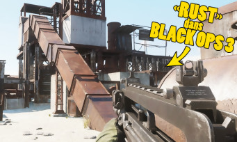 Call of Duty Modern Warfare 2 Remastered : le multi recréé dans Black Ops 3