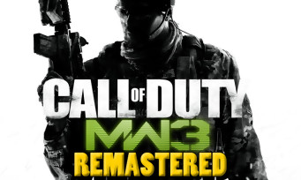 Call of Duty Modern Warfare 3 Remastered : le jeu déjà prêt à sortir ?