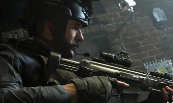 Call of Duty Modern Warfare : du gameplay en 4K pour le mode multi
