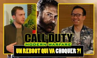 Call of Duty Modern Warfare : notre vidéo pleine d'infos indédites !