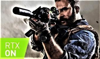 Call of Duty Modern Warfare : il y aura du RTX et du HDR
